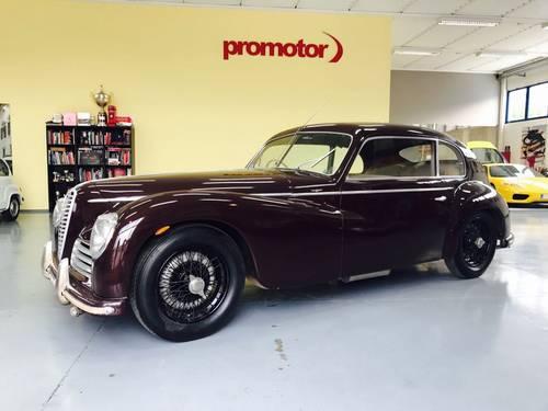1949 ALFA ROMEO 6C FRECCIA D' ORO *ASI ORO**FI.VA.*RHD - MILLE MI For Sale (picture 2 of 6)
