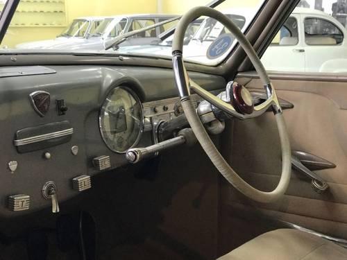 1949 ALFA ROMEO 6C FRECCIA D' ORO *ASI ORO**FI.VA.*RHD - MILLE MI For Sale (picture 5 of 6)