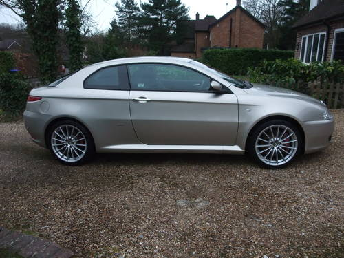 2006 Alfa GT v6 Q2 diff low mileage modern classic For Sale (picture 2 of 6)