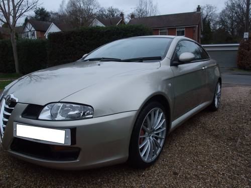 2006 Alfa GT v6 Q2 diff low mileage modern classic For Sale (picture 5 of 6)