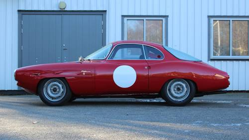 Alfa Romeo Giulietta Sprint Speciale 1961 For Sale (picture 1 of 6)