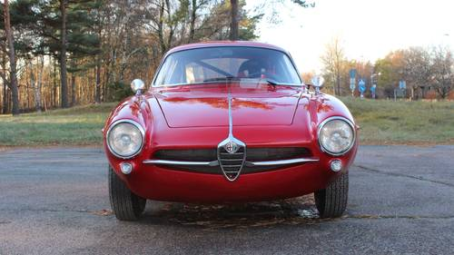 Alfa Romeo Giulietta Sprint Speciale 1961 For Sale (picture 2 of 6)