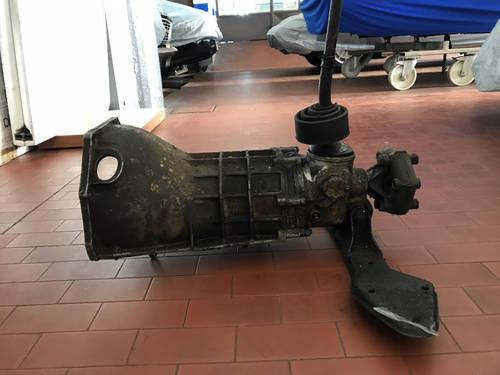 1956 ALFA ROMEO GEARBOX BORG WARNER GIULIETTA 1^ SERIES For Sale (picture 3 of 5)