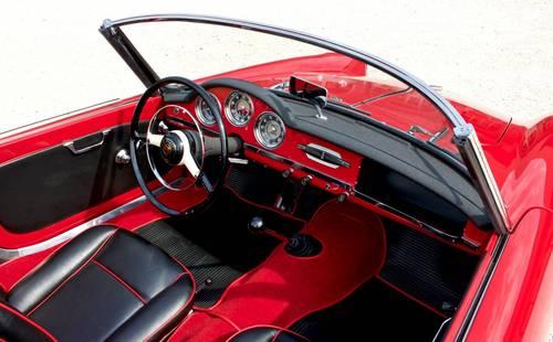 Alfa Romeo Giulietta Spider Veloce -1957- For Sale (picture 4 of 6)