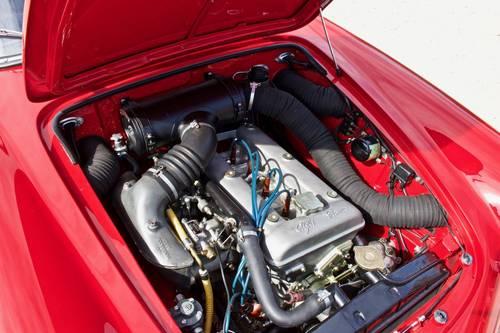 Alfa Romeo Giulietta Spider Veloce -1957- For Sale (picture 5 of 6)