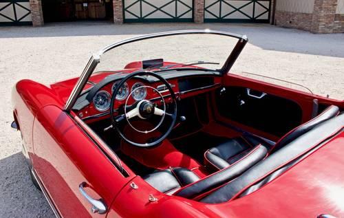 Alfa Romeo Giulietta Spider Veloce -1957- For Sale (picture 6 of 6)