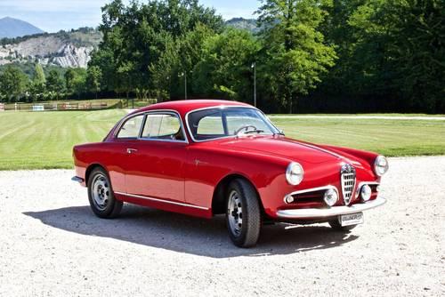 Alfa Romeo Giulietta Sprint VELOCE -1957- For Sale (picture 2 of 6)