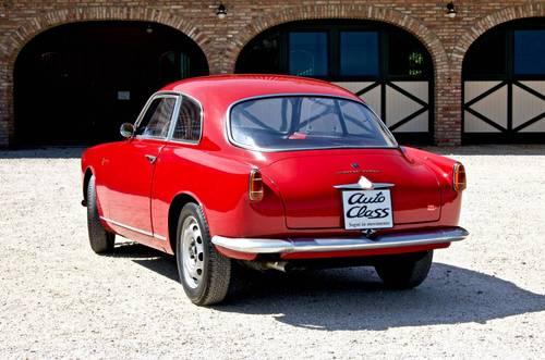 Alfa Romeo Giulietta Sprint VELOCE -1957- For Sale (picture 3 of 6)