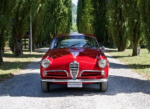 1955 ALFA ROMEO GIULIETTA SPRINT -PRE SERIE- For Sale (picture 1 of 6)