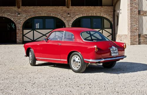 1955 ALFA ROMEO GIULIETTA SPRINT -PRE SERIE- For Sale (picture 3 of 6)