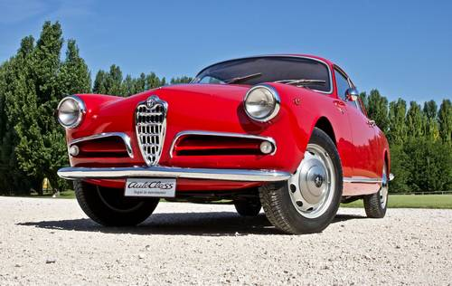 1955 ALFA ROMEO GIULIETTA SPRINT -PRE SERIE- For Sale (picture 4 of 6)