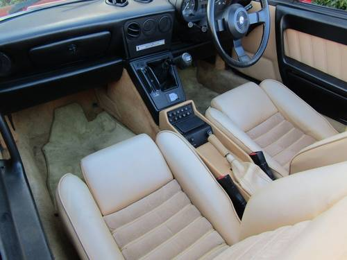 1990 Alfa Romeo 2.0 Spider - RHD SOLD (picture 6 of 6)