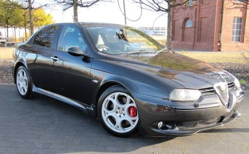 2005 ALFA ROMEO 156 RARE FUTURE CLASSIC ALFA ROMEO 156 GTA 3.2 V6 For Sale (picture 3 of 6)