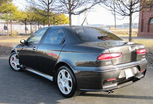 2005 ALFA ROMEO 156 RARE FUTURE CLASSIC ALFA ROMEO 156 GTA 3.2 V6 For Sale (picture 4 of 6)