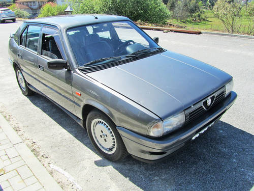 1989 Alfa Romeo 33 1.5 BlueLine For Sale (picture 1 of 6)