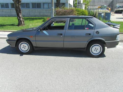 1989 Alfa Romeo 33 1.5 BlueLine For Sale (picture 2 of 6)