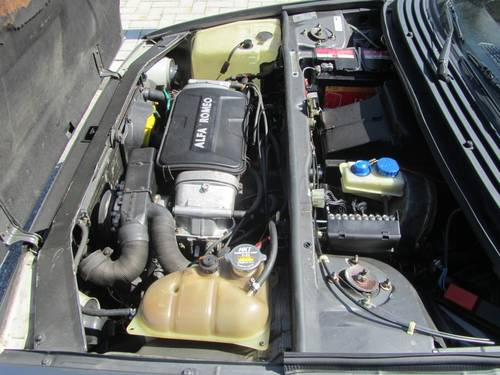 1989 Alfa Romeo 33 1.5 BlueLine For Sale (picture 6 of 6)