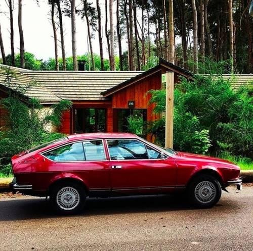 1980 Alfa Romeo GTV Alfetta 'Strada' SOLD