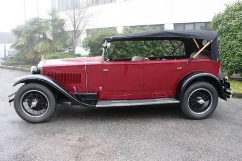 1929 Alfa Romeo - 6C 1750 Torpedo de Luxe. RHD For Sale (picture 2 of 6)