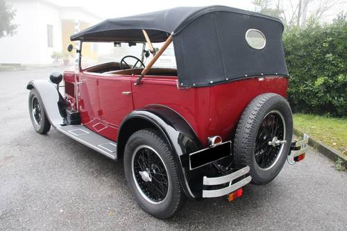 1929 Alfa Romeo - 6C 1750 Torpedo de Luxe. RHD For Sale (picture 3 of 6)