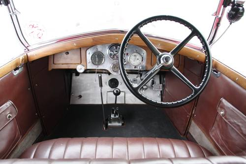 1929 Alfa Romeo - 6C 1750 Torpedo de Luxe. RHD For Sale (picture 4 of 6)