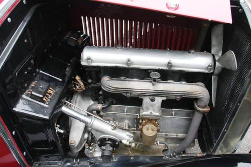 1929 Alfa Romeo - 6C 1750 Torpedo de Luxe. RHD For Sale (picture 5 of 6)