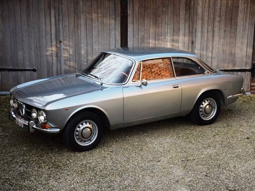 1970 Magnificent unrestored Alfa Romeo 1750 GT Veloce (LHD) For Sale (picture 1 of 6)