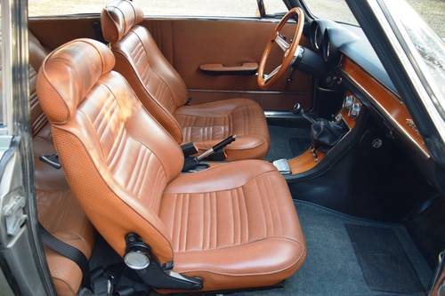 1970 Magnificent unrestored Alfa Romeo 1750 GT Veloce (LHD) For Sale (picture 4 of 6)