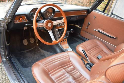 1970 Magnificent unrestored Alfa Romeo 1750 GT Veloce (LHD) For Sale (picture 5 of 6)