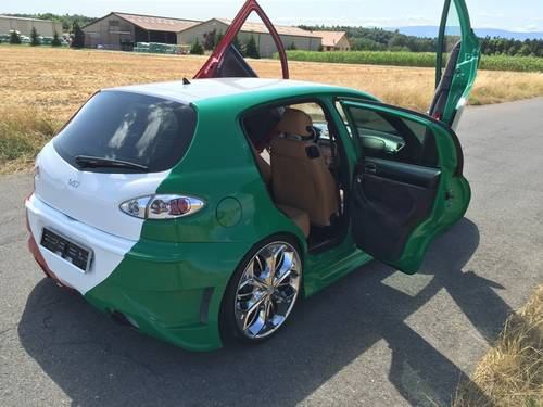 ALFA ROMEO 147 2.0 TS 16V Distinctive LHD For Sale (picture 2 of 6)