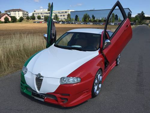ALFA ROMEO 147 2.0 TS 16V Distinctive LHD For Sale (picture 4 of 6)