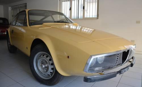 1970 Alfa Romeo Junior Zagato restored matching numbers For Sale (picture 1 of 6)