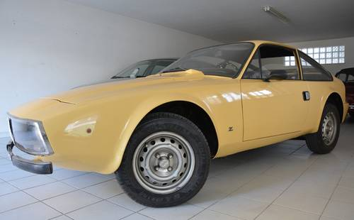 1970 Alfa Romeo Junior Zagato restored matching numbers For Sale (picture 2 of 6)