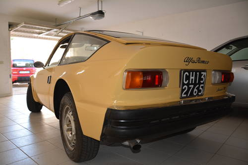 1970 Alfa Romeo Junior Zagato restored matching numbers For Sale (picture 3 of 6)