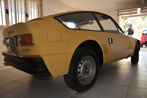 1970 Alfa Romeo Junior Zagato restored matching numbers For Sale (picture 4 of 6)