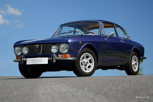 1972 Alfa Romeo 2000 GT Veloce For Sale (picture 1 of 6)