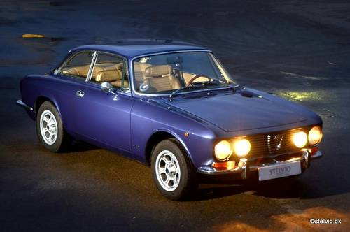 1972 Alfa Romeo 2000 GT Veloce For Sale (picture 6 of 6)
