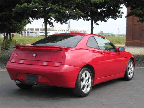 1999 ALFA ROMEO GTV LUSSO 3.0 V6 24 VALVE 6 SPEED 916 C1 COUPE For Sale (picture 4 of 6)