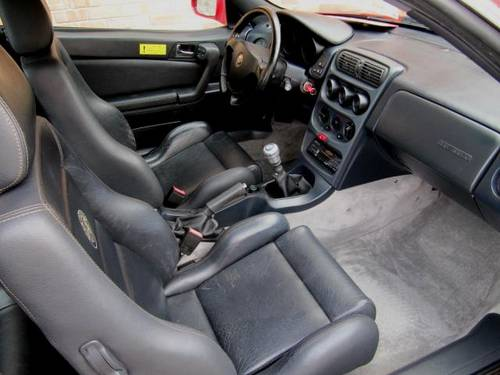 1997 ALFA GTV 3.0 V6 916 C1 COUPE * LHD * ONLY 44000 MILES SOLD (picture 3 of 6)
