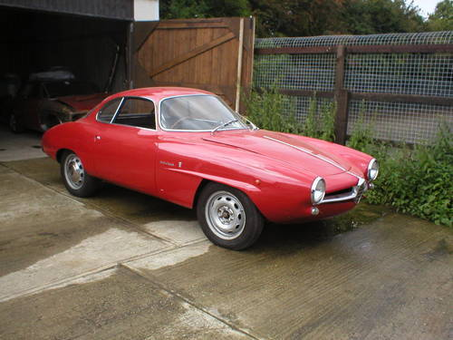1959 Wanted 750/ 101 series Giulietta / Giulia SS  Wanted (picture 1 of 1)