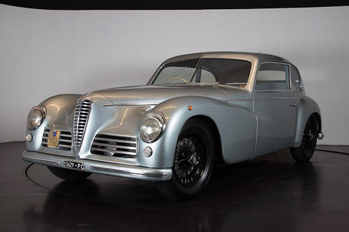 Alfa Romeo - 2500 6C Freccia d'oro - 1948 For Sale (picture 1 of 6)