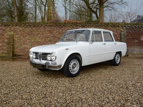 1972 Alfa Romeo Giulia 1300 unrestored!! Very original! For Sale (picture 1 of 6)
