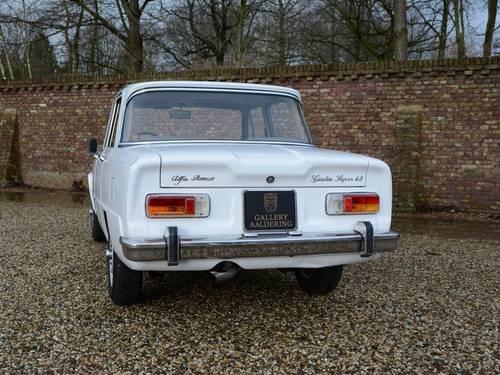 1972 Alfa Romeo Giulia 1300 unrestored!! Very original! For Sale (picture 6 of 6)