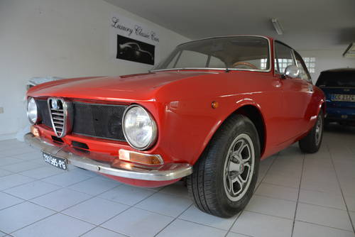 1972 ALFA ROMEO 105 30 GT 1300 JUNIOR FULLY RESTORED For Sale (picture 1 of 6)