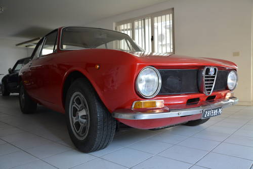1972 ALFA ROMEO 105 30 GT 1300 JUNIOR FULLY RESTORED For Sale (picture 2 of 6)