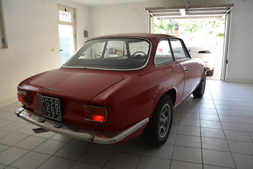 1972 ALFA ROMEO 105 30 GT 1300 JUNIOR FULLY RESTORED For Sale (picture 3 of 6)