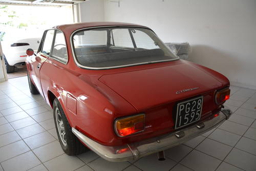 1972 ALFA ROMEO 105 30 GT 1300 JUNIOR FULLY RESTORED For Sale (picture 4 of 6)