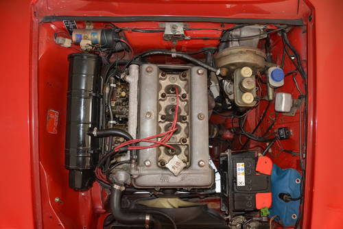 1972 ALFA ROMEO 105 30 GT 1300 JUNIOR FULLY RESTORED For Sale (picture 6 of 6)