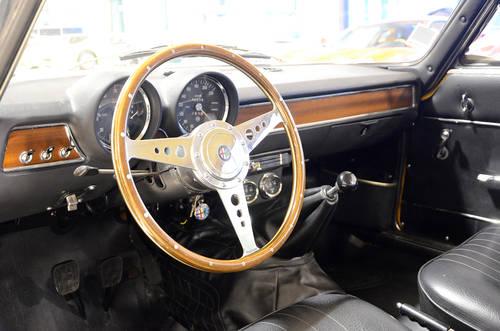 1969 Alfa 1300 GT Junior Stepnose Superb condition SOLD (picture 4 of 6)