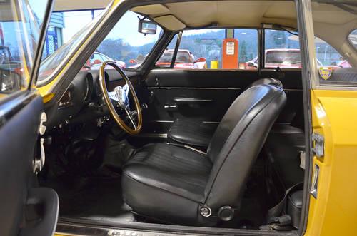 1969 Alfa 1300 GT Junior Stepnose Superb condition SOLD (picture 5 of 6)
